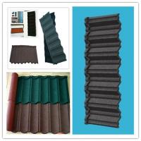 Quality Alu-Zinc metal roof tile agent for sale