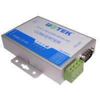 Wholesale 350mA Ethernet to Serial Server RJ45 Port with RS-232 / 422 / 485 3-In-1 Self Adaptive Interface from china suppliers