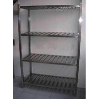 Wholesale Durable Stainless Steel Display Racks for Supermarket / store / bakery from china suppliers