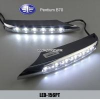 Wholesale Pentium B70 DRL LED Daytime Running Lights Car driving daylight for sale from china suppliers