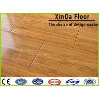 Buy cheap size ac3/4/5 hdf water resistant waxed click parquet wood flooring laminate flooring from wholesalers