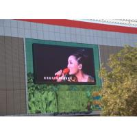 Quality High Color Consistency P10 Outdoor LED Video Wall SMD LED Display for sale