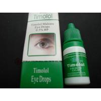 Wholesale 0.5% Timolol Eye Drops For Open Angle Glaucoma , Ear Pain Relief Drops 2 Years Shelf Time from china suppliers