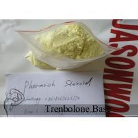 Wholesale Trenbolone Base Bodybuilding Steroid Oral Yellow Crystalline Powder from china suppliers