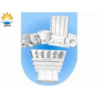 Buy cheap Ceramic Fiber Vacuum Formed Shapes from wholesalers