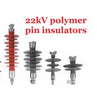 Wholesale Composite Polymer Pin Transmission Line Insulators 22kv Creepage Distance 700mm from china suppliers