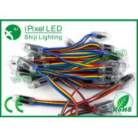 Wholesale DC5V RGB Full Color 50pcs/string LED String Light 12mm DMX Light from china suppliers