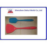 Wholesale Colorful EPDM / NBR Silicone Rubber Parts Kitchen Spoons High Precision from china suppliers