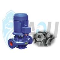 Wholesale Removable Vertical Inline Centrifugal Pump , Single Stage Hydraulic Pump from china suppliers