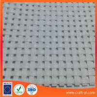 Wholesale white color Textilene mesh fabric 4X4 from china suppliers