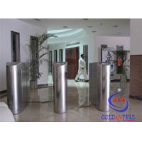 Wholesale Airport Metro Intelligent Glass Entrance Turnstiles Nice Shape Design from china suppliers