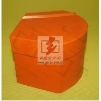 Wholesale Round Cardboard Food Packing Boxes Glossy Lamination Printing from china suppliers