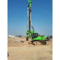Wholesale TYSIM KR80A Rotary Drilling Rig with Diesel Engine Cummins QSB4.5 Foundation Piling Rig from china suppliers