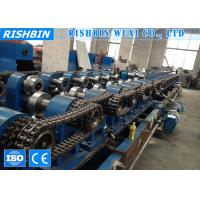 Buy cheap 26 kw 1.5 mm - 3.0 mm C Z Purlin Roll Forming for C Z Profile Metal Sheet from wholesalers