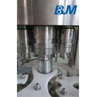 Quality SUS304 350 - 1250ml Plastic Bottle Capper Machine With 6 Capping Heads 1500kg for sale