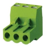 Wholesale Plugable Terminal Blocks, 5.08 mm Pitch, 3 Poles from china suppliers