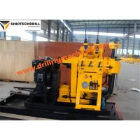 Wholesale Water Well Drilling Machine , 200 Meter Portable Borehole Drilling Machine from china suppliers