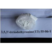 Wholesale L-Triiodothyronine T3 200-223-5 Organic Herbal Weight Loss Steroid Powders For Tablet / Capsule from china suppliers