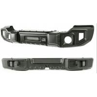 Wholesale Black Jeep Wrangler Bumpers Spartacus Bumpers Excellent Design Without U Tube from china suppliers