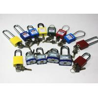 Wholesale G51/G52 Laminated Padlock , Safety Lockout from china suppliers