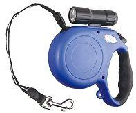 Buy cheap Retractable dog durable leash with led from wholesalers