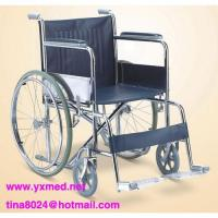 Wholesale Steel Wheelchair (CE) from china suppliers