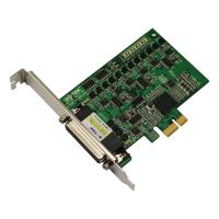 Wholesale Multi-Serial Port Card / PCI-E Serial Card , RTS / CTS XON from china suppliers