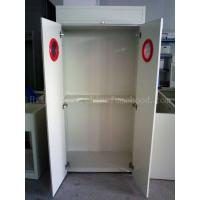 Wholesale 2 Cylinders Gas Cabient / Cylinders Cabinet With Alarm System / Gas Cabinet For Lab Use from china suppliers