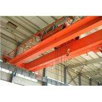 Wholesale Strong Beams Remote Control 20 Ton Overhead Crane For Foundry Shop from china suppliers
