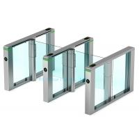 Wholesale Metro Station Supermarket Swing Gate Waterproof Security Entrance Turnstiles from china suppliers