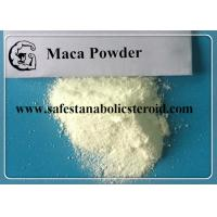 Wholesale Light Yellow Sex Steroid Hormones Peruvian Maca Powder / Lepidium For Males from china suppliers