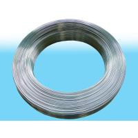 Wholesale Round Electriced Galvanized Steel Tube For Cooling System 4.2 X 0.55mm from china suppliers