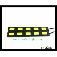 Wholesale Power COB 5 LED Daytime Running Light DRL Car LED Fog Driving Lamp White from china suppliers