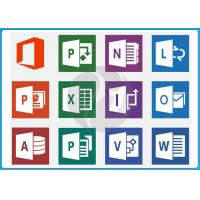 original microsoft office product key code sticker coa for office 2013 pro retail oem pack
