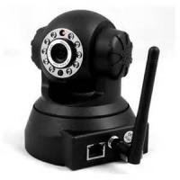 Wholesale Indoor Dome BW Wireless IP Cameras CMOS , IR-CUT Support TF 32GB , Embedded Linux OS from china suppliers