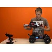 Wholesale 2.4 GHZ Two Channel Hobby RC Cars , Off Road RC Brushless Drift Car from china suppliers