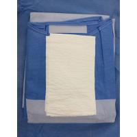 Wholesale Disposable Protective Clothing Non Toxic Disposable Gowns For Hospitals from china suppliers