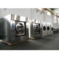 Wholesale Europe Standard Industrial Washer Machine High Performance Large Capacity For Laundry Shop from china suppliers