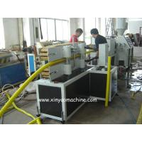 Wholesale PE / HDPE Carbon Spiral Plastic Corrugated Pipe Extrusion Line from china suppliers