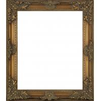 Wholesale antique golden wooden mirror frame,ornate wood classical mirror frame from china suppliers