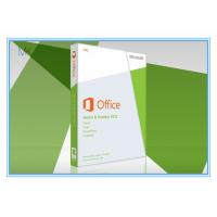 Wholesale 32 / 64-Bit Microsoft Windows Software MS Office 2013 Oem Product Key For Home And Student from china suppliers