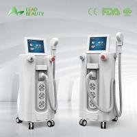 Wholesale Fast treatment 808nm diode laser hair removal machine with 12*20mm spot from china suppliers