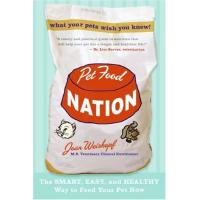 Wholesale Pet Food Nation: The Smart, Easy, and Healthy Way to Feed from china suppliers