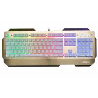 Buy cheap Palm-rest Multimedia Mechanical Gaming Keyboard Adjustable Colorful Backlit from wholesalers