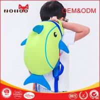 Wholesale Lightweight 3D Cartoon Kids Travel Backpack Dolphin Style shockproof from china suppliers