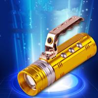 Wholesale 10W High Power Rotating Zoom Blue&Yellow&White Outdoor Night Fishing Led Fishing Light from china suppliers