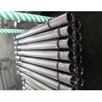 Wholesale Customized CK45 / ST52 Hollow Round Bar For Hydraulic Cylinder from china suppliers