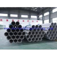 Wholesale ASTM Thin Wall Stainless Steel Tubing , 10 - 1219 mm Outer Dia Duplex SS Pipe from china suppliers