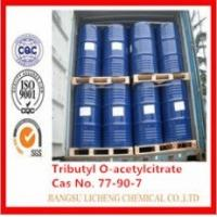 Wholesale Clear Liquid Good Oil Resistance Acetyl Tributyl Citrate Mildew Resistance Paint Plasticizers from china suppliers