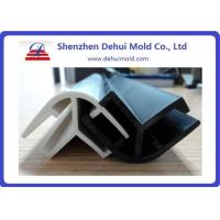 Wholesale Window Door Parts Extruded Plastic Shapes , PP Or PVC Extrusion Profiles from china suppliers